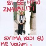 Luka Kedzo - Slova na sliki